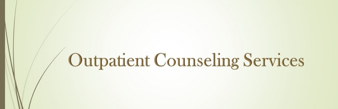 Outpatient Counseling Services